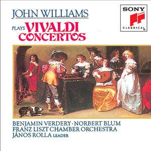 John Williams, Franz Liszt Chamber Orchestra, János Rolla 歌手頭像
