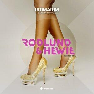 Rodlund & Hewie & B3TA feat. Jonny Rose 歌手頭像