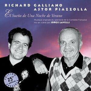 Richard Galliano, Astor Piazzolla 歌手頭像