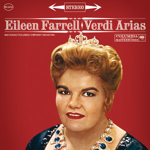 Eileen Farrell, Columbia Symphony Orchestra, Max Rudolf 歌手頭像
