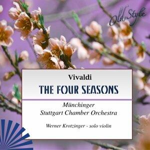 Münchinger Stuttgart Chamber Orchestra, Karl Münchinger, Werner Krotzinger 歌手頭像