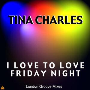 Tina Charles (天娜查爾斯) 歌手頭像