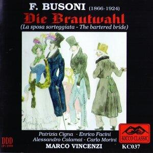 Ferruccio Busoni, Denia Mazzola Gavazzeni 歌手頭像
