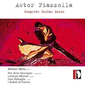 Matteo Mela, Lorenzo Micheli, Ivan Rabaglia, Per Arne Glorvigen, I Solisti di Parma 歌手頭像