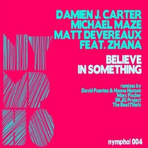 Damien J. Carter, Matt Devereaux & Michael Maze feat. Zhana 歌手頭像