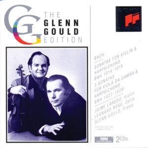 Glenn Gould, Jaime Laredo, Leonard Rose 歌手頭像