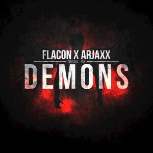 FlaCon, ARJAXX, FlaCon, ARJAXX 歌手頭像