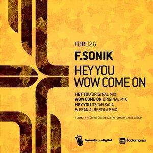 F.Sonik 歌手頭像