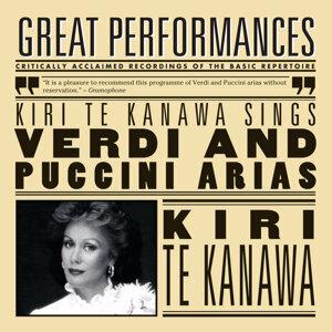 Kiri Te Kanawa, London Philharmonic Orchestra, Sir John Pritchard 歌手頭像