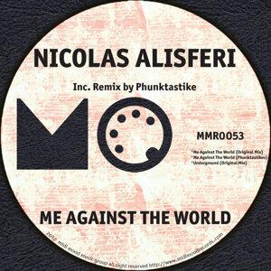 Nicolas Alisferi 歌手頭像