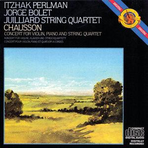 Itzhak Perlman, Jorge Bolet, Juilliard String Quartet 歌手頭像