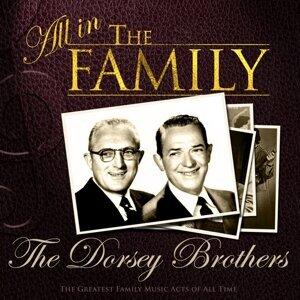 The Dorsey Brothers 歌手頭像