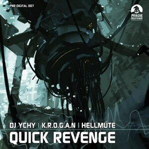 DJ Ychy, Hellmute & K.r.o.g.a.n 歌手頭像