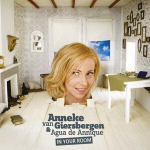 Anneke van Giersbiergen, Agua de Annique, Agua de Annique, Anneke van Giersbiergen 歌手頭像