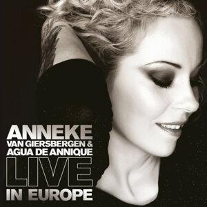 Anneke van Giersbergen & Agua de Annique, Anneke van Giersbergen, Agua de Annique 歌手頭像