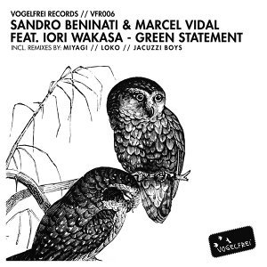 Marcel Vidal & Sandro Beninati feat. Iori Wakasa 歌手頭像