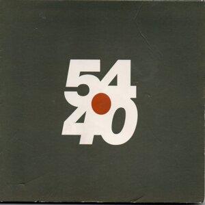 54*40 歌手頭像