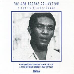Ken Boothe 歌手頭像