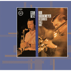 Stan Getz Bob Brookmeyer アーティスト写真