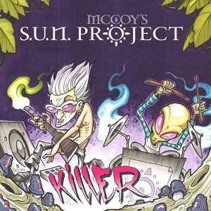 McCoy's S.U.N. Project 歌手頭像