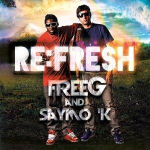 FreeG & Saymo'K 歌手頭像