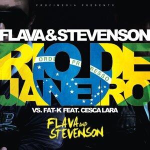 Flava & Stevenson feat. Cesca Lara & Fat-K 歌手頭像