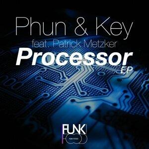 Phun & Key feat. Patrick Metzker 歌手頭像