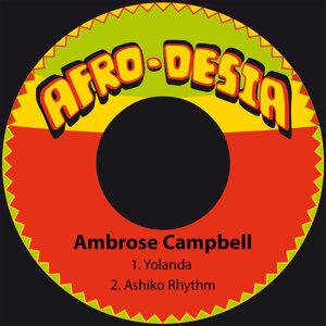 Ambrose Campbell 歌手頭像