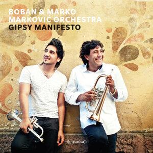 Boban & Marko Markovic Orchestra 歌手頭像