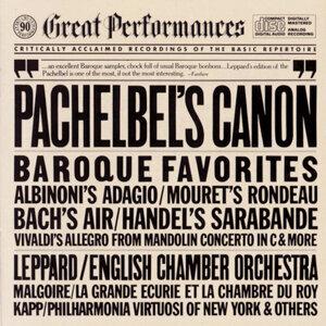 English Chamber Orchestra, Philharmonia Virtuosi of New York 歌手頭像