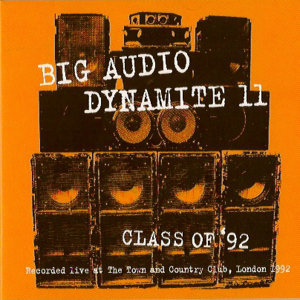 Big Audio Dynamite II 歌手頭像