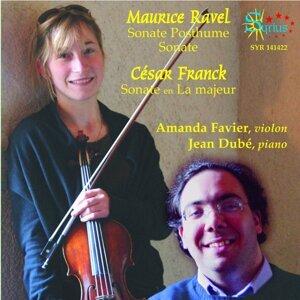 Amanda Favier, Jean Dubé 歌手頭像