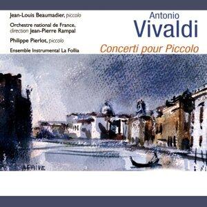 Jean-Louis Beaumadier, Philippe Pierlot, Orchestre National de France 歌手頭像