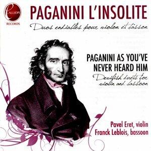 Pavel Eret, Franck Leblois 歌手頭像