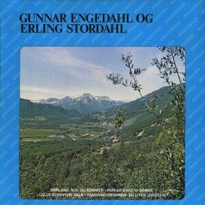 Gunnar Engedahl og Erling Stordahl