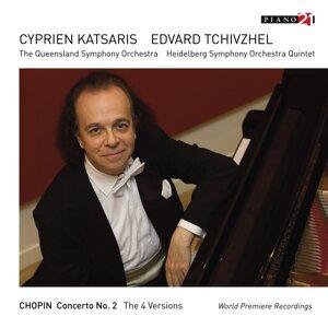 Cyprien Katsaris, Edvard Tchivzhel, The Queensland Symphony Orchestra 歌手頭像