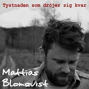 Mattias Blomqvist 歌手頭像