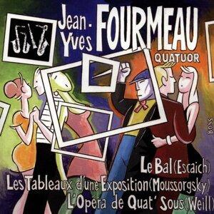 Jean-Yves Fourmeau Quatuor, Jean-Yves Fourmeau, Pierric Leman, Stéphane Laporte, Joël Batteau 歌手頭像
