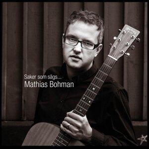 Mathias Bohman 歌手頭像