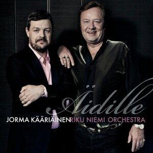 Jorma Kääriäinen & Riku Niemi Orchestra