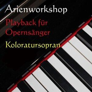 Arienworkshop 歌手頭像