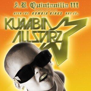 A.B. Quintanilla III Y Los Kumbia All Starz 歌手頭像