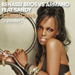 Benassi Bros vs Armano feat. Sandy 歌手頭像