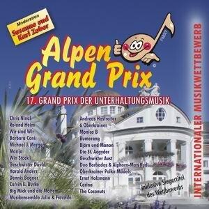 17. Alpen Grand Prix der Unterhaltungsmusik 歌手頭像