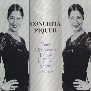 Conchita Piquer 歌手頭像