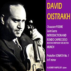 David Oistrakh/Orchestre National de la Radiodiffusion Française/Otto Klemperer/Igor Oistrakh/Berliner Philharmoniker 歌手頭像