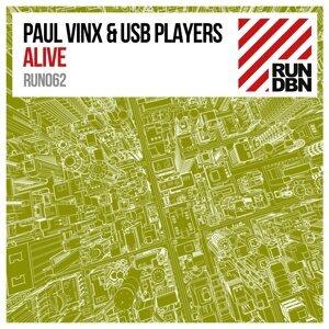 Paul Vinx & USB Players 歌手頭像
