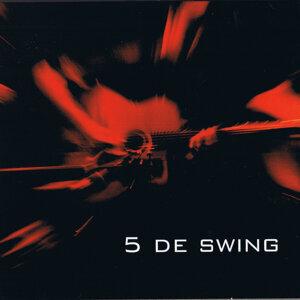 5 de Swing 歌手頭像