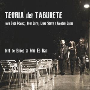 TEORIA DEL TABURETE 歌手頭像
