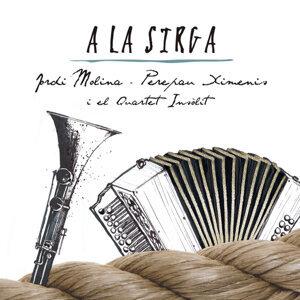 Jordi Molina, Perepau Ximenis, Quartet insòlit 歌手頭像